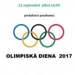 olimpiska diena